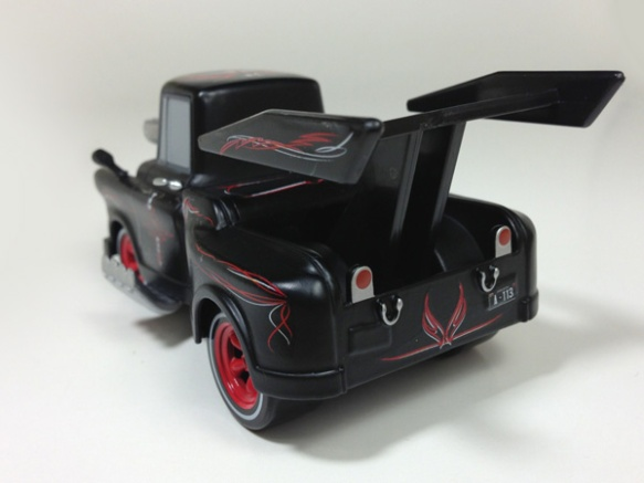 Hot Rod Mater (Chase) - Rear Angle